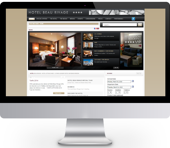 www.hotelnicebeaurivage.com